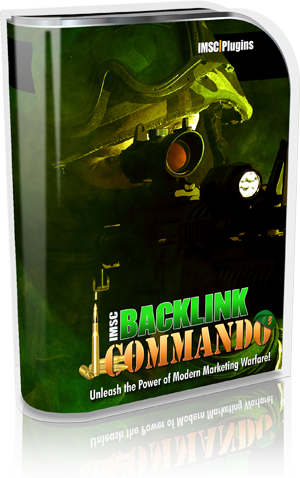 Backlink Commando